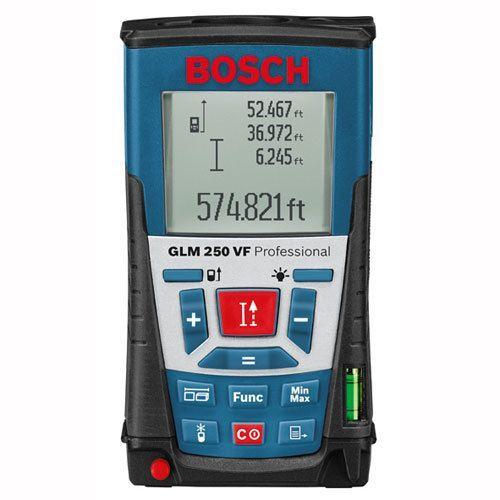 Лазерный дальномер BOSCH glm 250 vf prof (0601072100)