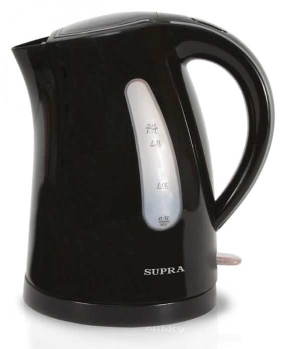 Чайник SUPRA kes-1721 black