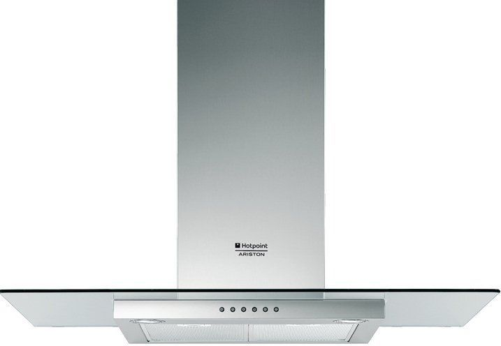 Вытяжка HOTPOINT-ARISTON hd 90.t ix /ha
