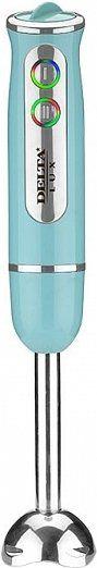 Блендер погружной DELTA Lux DL-7039 голубой