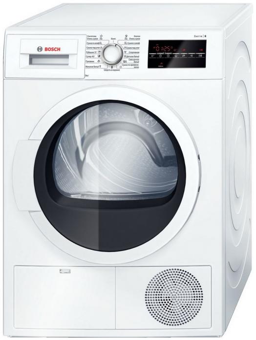 Сушильная машина Bosch WTG 86400