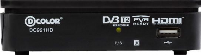 TV-тюнер D-COLOR DC921HD