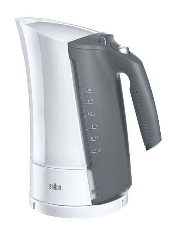 Чайник BRAUN wk 300 (2011) белый