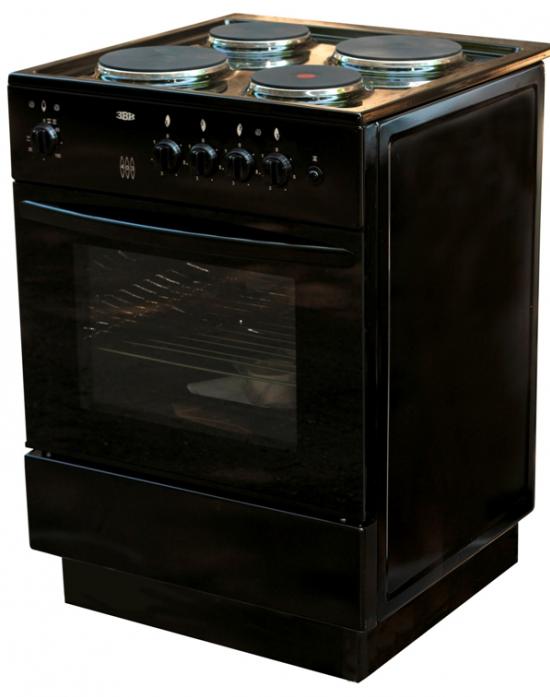 Электрическая плита ЗВИ 403 черный