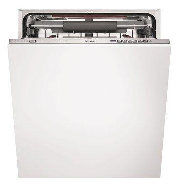 Посудомоечная машина встраиваемая полноразмерная AEG f 97870 vi