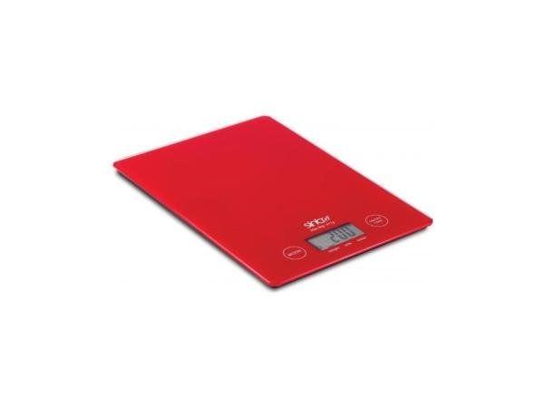 Кухонные весы SINBO sks 4519 красный