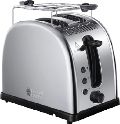Тостер RUSSELL HOBBS 21290-56 legacy toaster polished