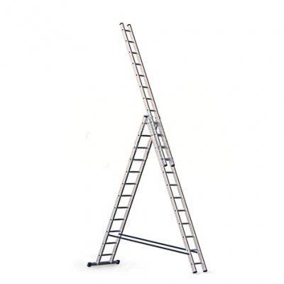 Лестница АЛЮМЕТ 3*12 5312
