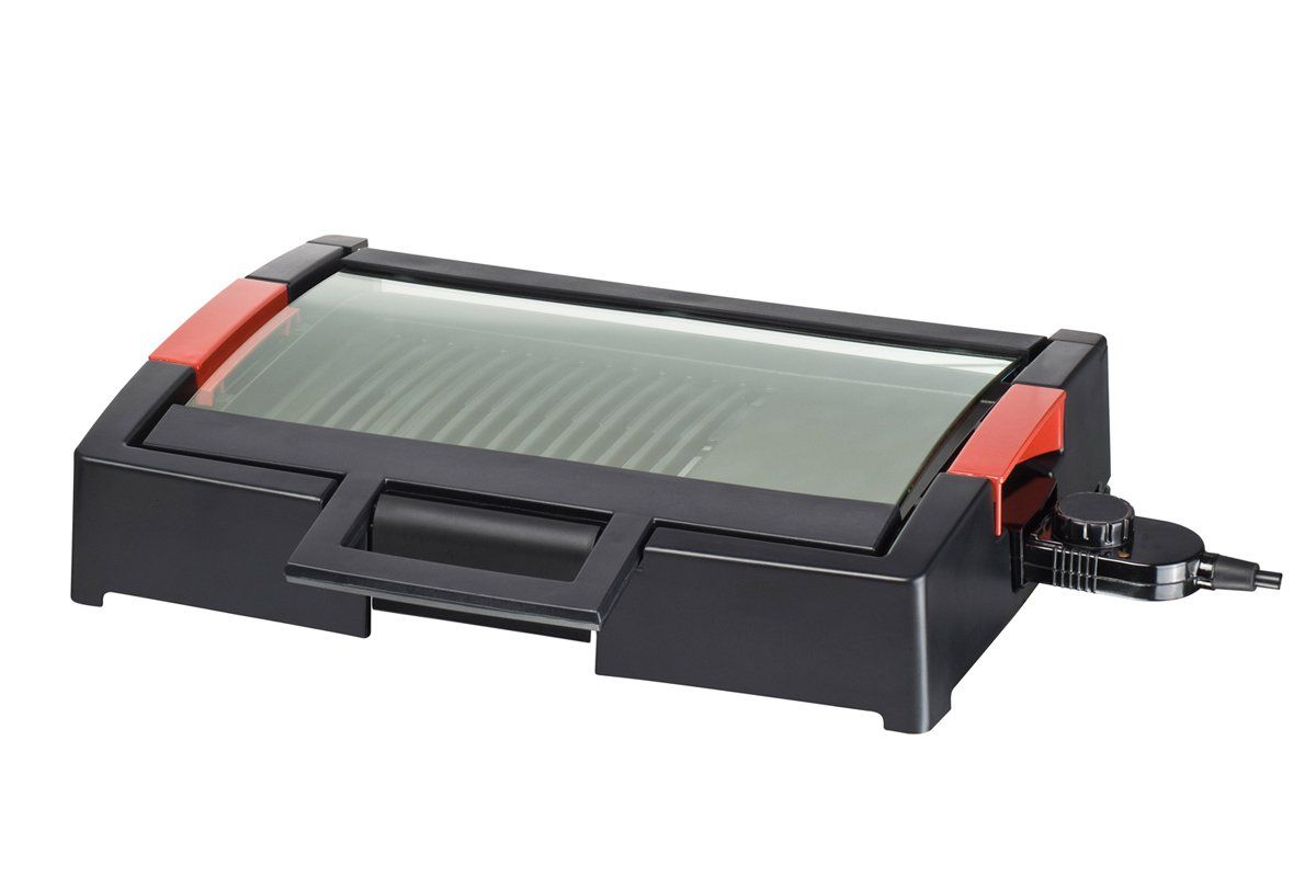 Гриль STEBA VG 120 BBQ Black-Red