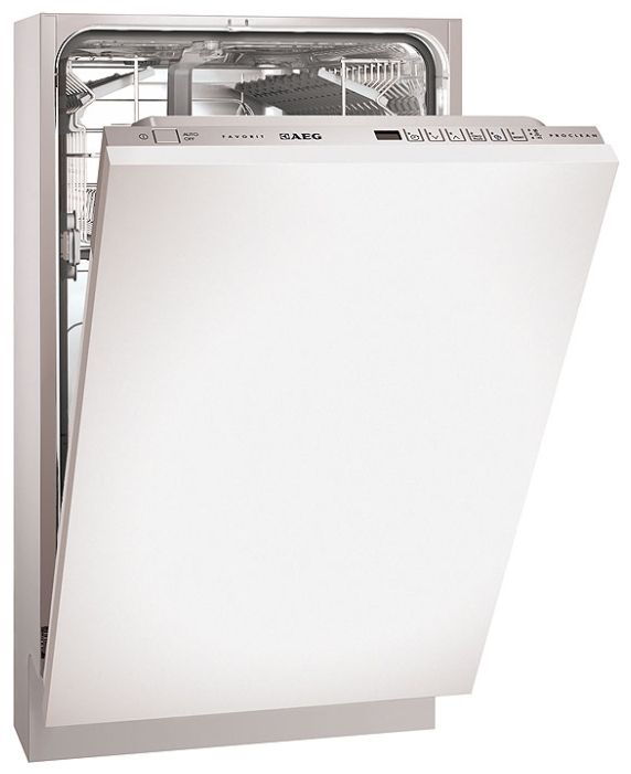 Посудомоечная машина AEG F 65402 VI