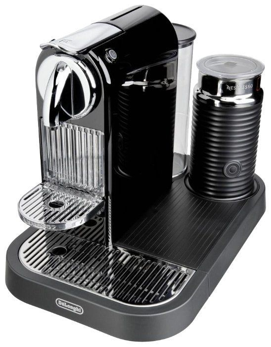 Кофеварка DELONGHI en 266.bae black