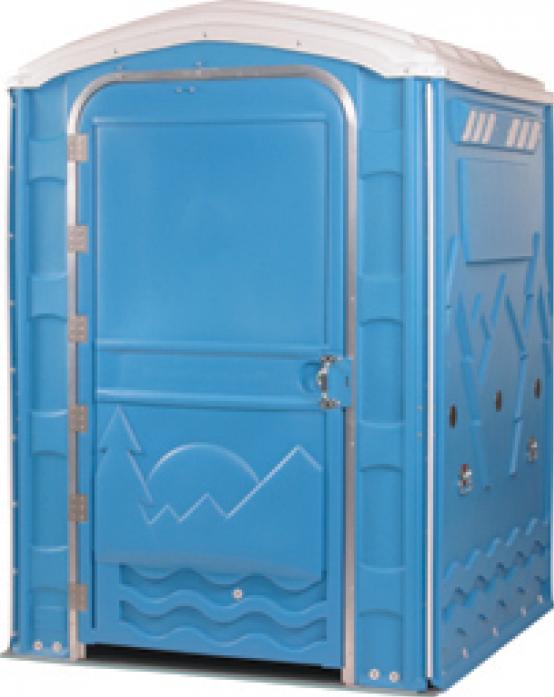 enhanced Туалетная кабина ENHANCED для инвалидов собранная