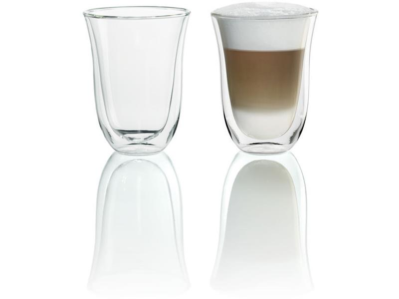 Чашки для латте DELONGHI latte cups
