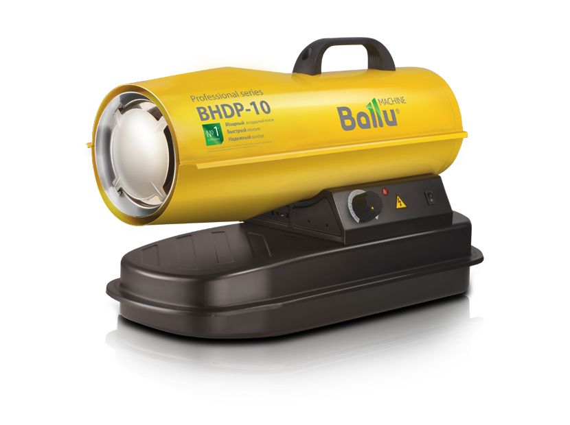 Electrolux BHDP-10