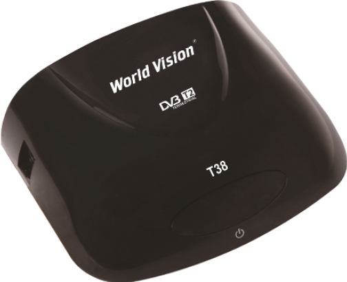 TV-тюнер WORLD VISION T38