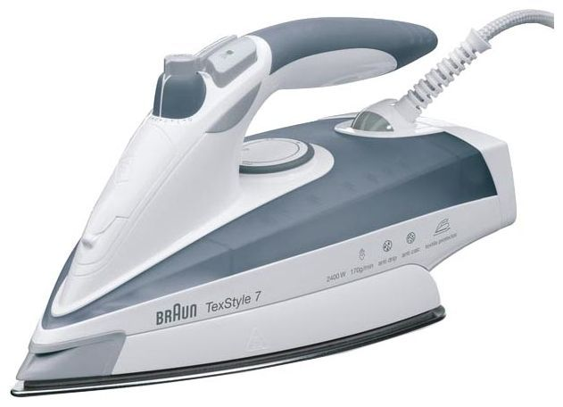 Утюг BRAUN ts785stp texstyle 7 steam iron