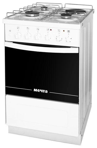 Комбинированная плита МЕЧТА 450 гэ