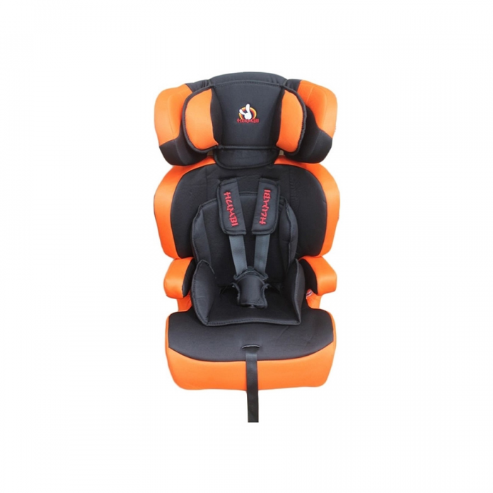 Автокресло BAMBOLA orange+black mxz-ej