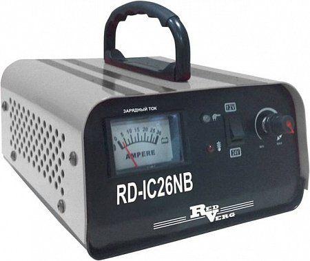 Зарядное устройство REDVERG rd-ic26nb