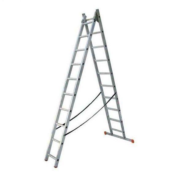 Лестница АЛЮМЕТ 2*11 5211
