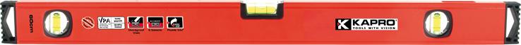 Ручной инструмент Kapro Genesis 3гл. 600мм 781-41P