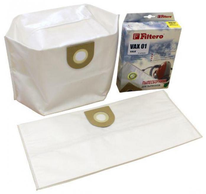 Для пылесоса FILTERO vax 01 (2) экстра