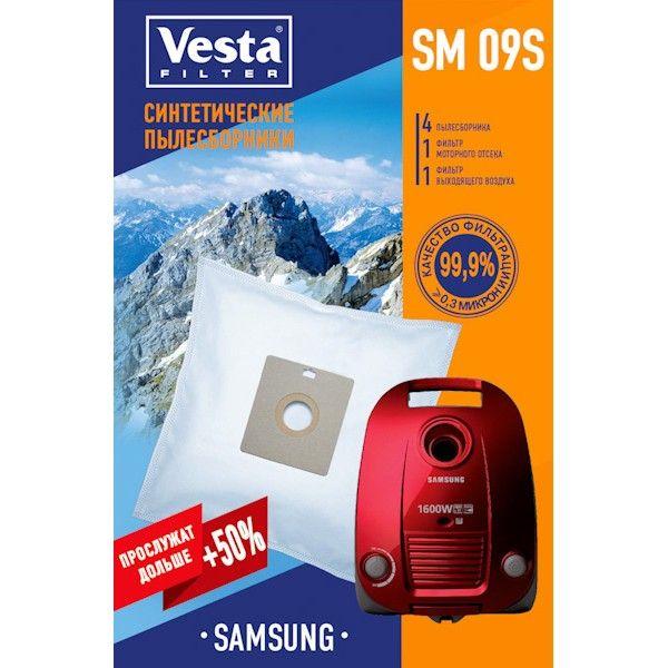 Для пылесоса VESTA sm 09 s