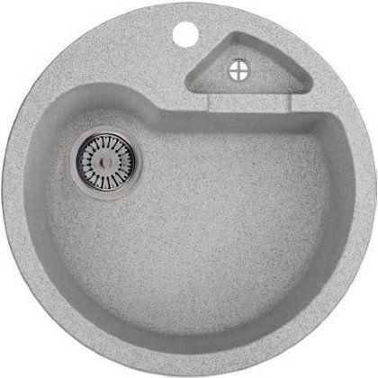 Кухонная мойка WHINSTONE Керио (арт. А05) серый
