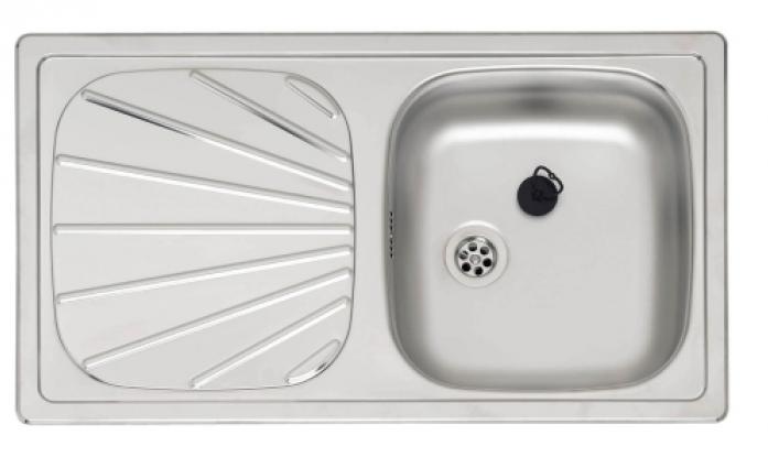 Кухонная мойка REGINOX Beta 10 MATT OSP (pallet)