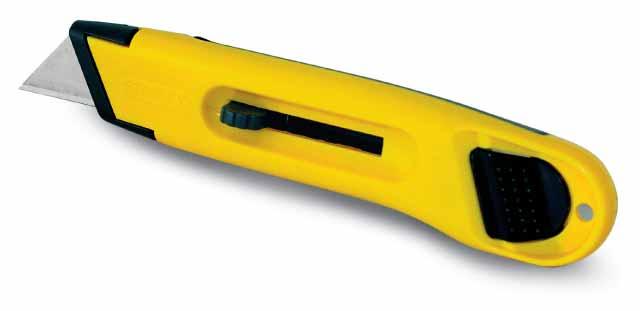 """нож """"utility"""" с выдвижным лезвием STANLEY 0-10-088"""