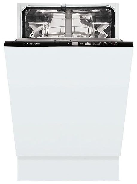 Посудомоечная машина встраиваемая узкая ELECTROLUX esl 43500