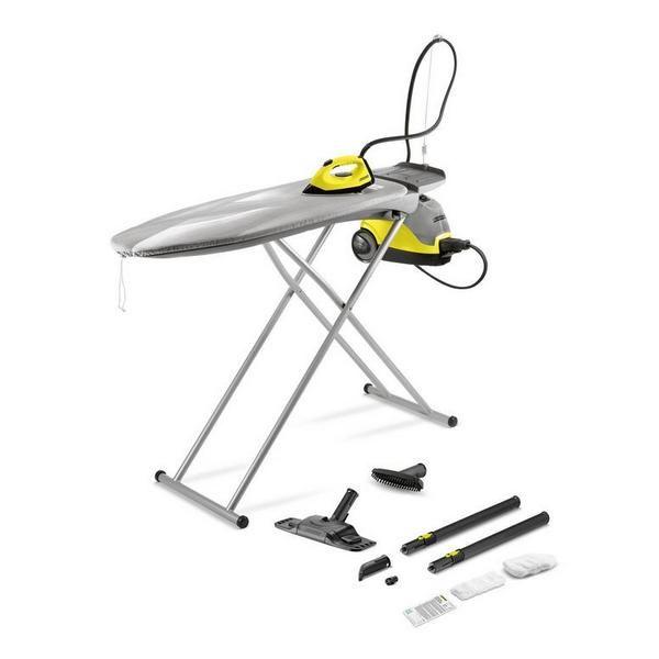 Паровая гладильная система KARCHER si 4 iron kit