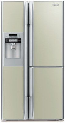 Холодильник side-by-side HITACHI r-m702gu8 ggl
