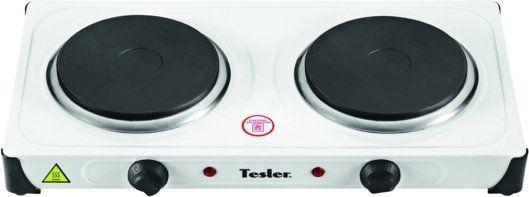 Настольная плита TESLER pe-20 white