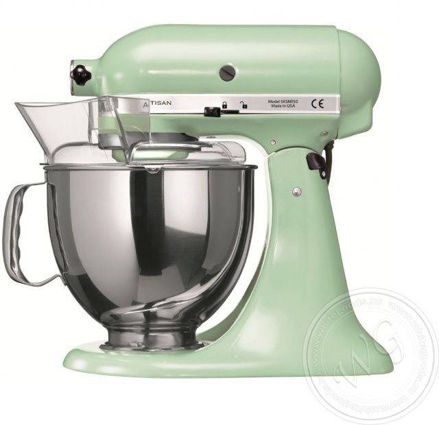 Миксер KITCHEN AID 5ksm150psept фисташковый