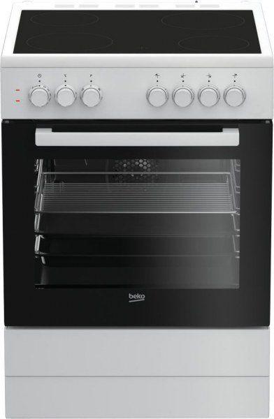 Электрическая плита BEKO FSE 67100 GWS