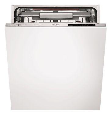 Посудомоечная машина встраиваемая полноразмерная AEG f 98870 vi