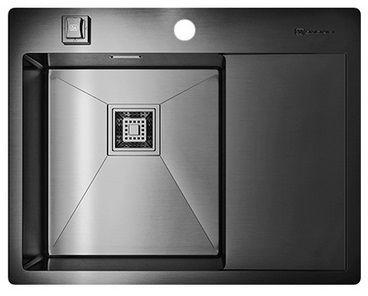 Кухонная мойка OMOIKIRI Akisame 65-GM-L 4993097