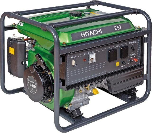 Генератор Hitachi E57