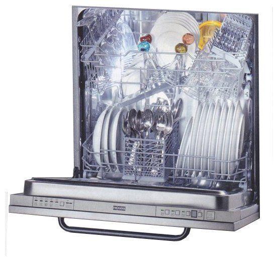 Посудомоечная машина встраиваемая полноразмерная Franke FDW 612 DT HL 3A