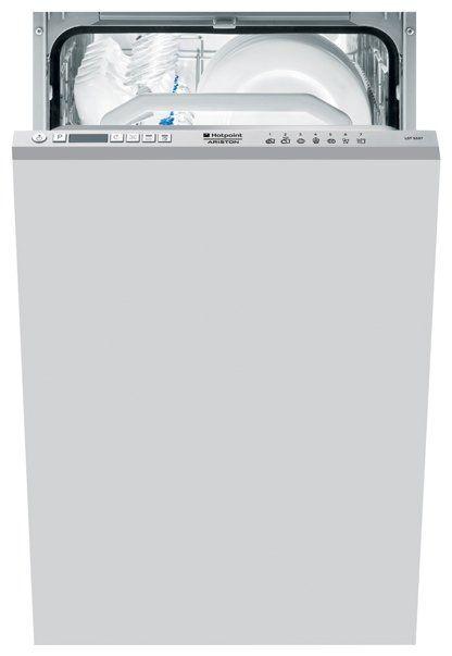 Посудомоечная машина встраиваемая узкая HOTPOINT-ARISTON lst 5337 x