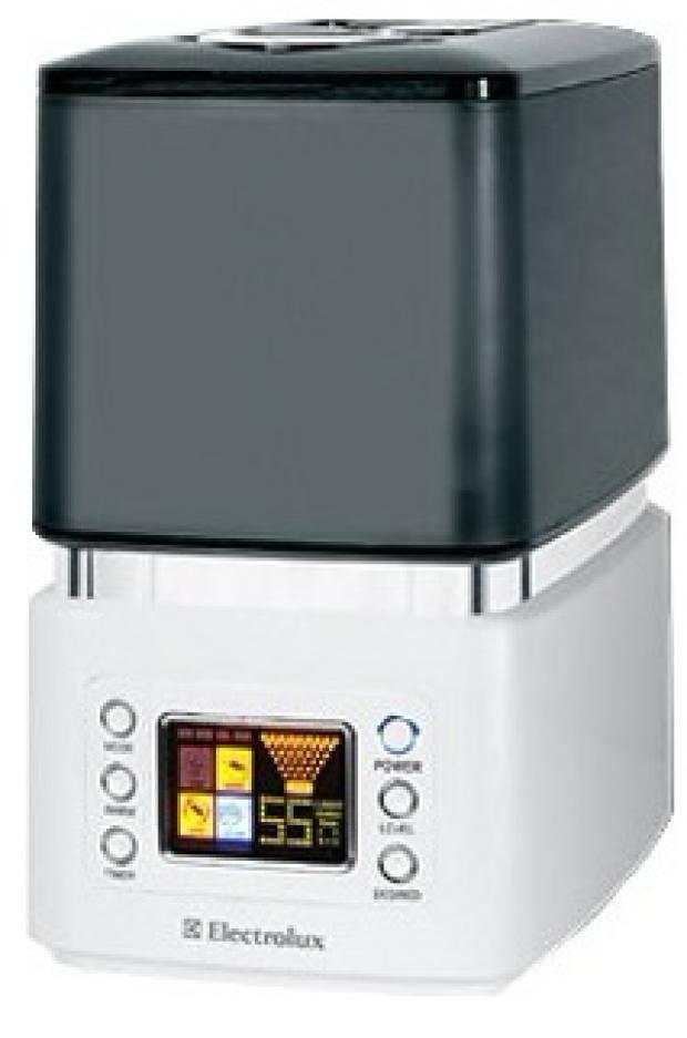 Ультразвуковой увлажнитель ELECTROLUX ehu-3515d grey/white