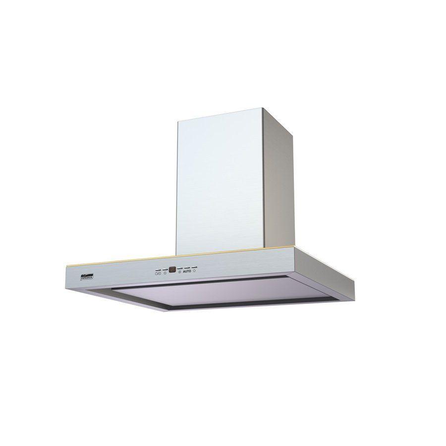 Вытяжка KRONASTEEL STELLA silent smart 600 light glass 5P