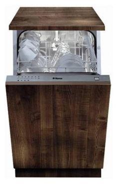 Посудомоечная машина встраиваемая узкая HANSA zim 414 h