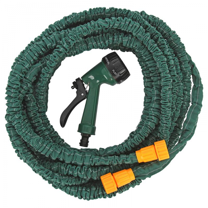Шланг BRADEX pocket hose ultra 15 метров с лейкой td 0257