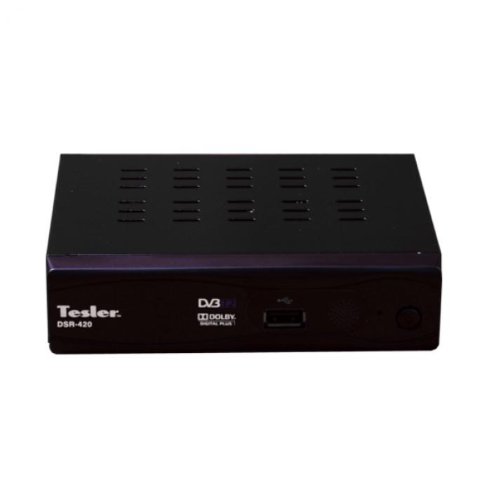 Ресивер DVB-T2 TESLER DSR-420