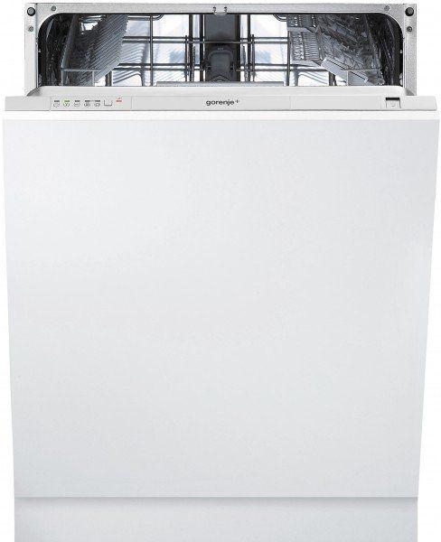 Посудомоечная машина встраиваемая полноразмерная Gorenje GDV600X
