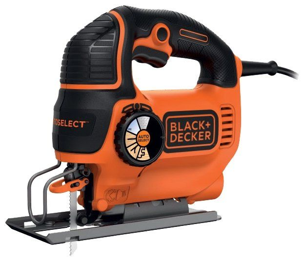 Лобзик BLACK & DECKER KS801SEK