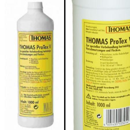 Аксессуары для пылесов Thomas 787515 PROTEX V cleaning concentrate