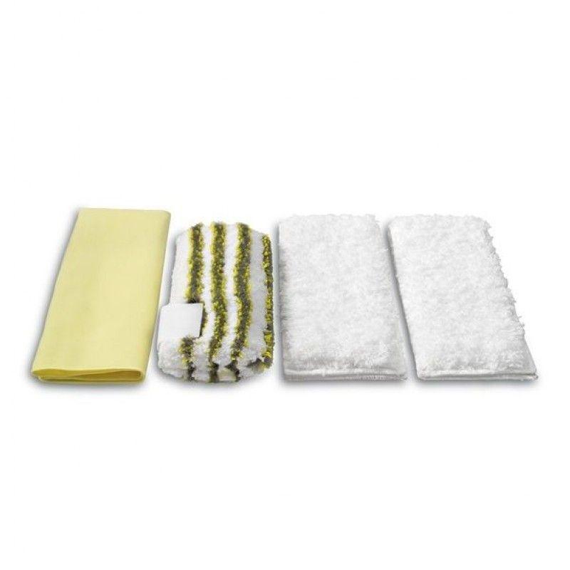 Комплект микроволоконных салфеток для ванной Karcher 2.863-171.0